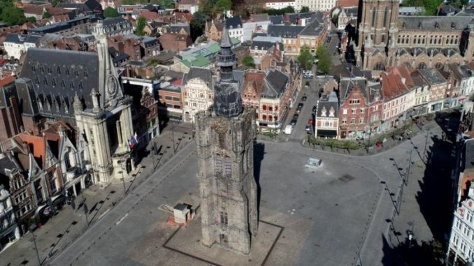 Place De Béthune Vue Aérienne